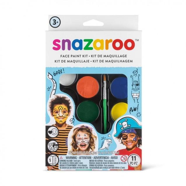 Snazaroo Σετ Face Painting Boys