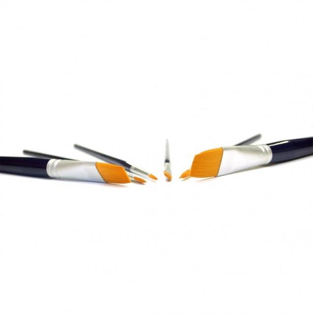 Lefranc & Bourgeois 6 Συνθετικά Πινέλα
