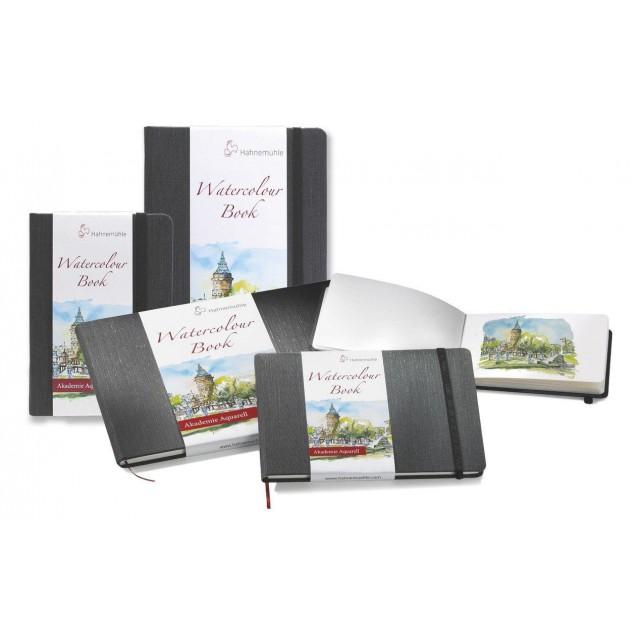 Hahnemuhle Watercolor Book 60 Σελίδων Α5 Portrait 200gr Fine Grain
