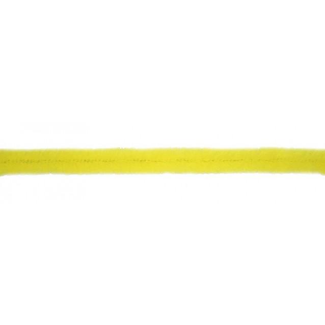 10 Σύρματα Πίπας 50cm Κίτρινο
