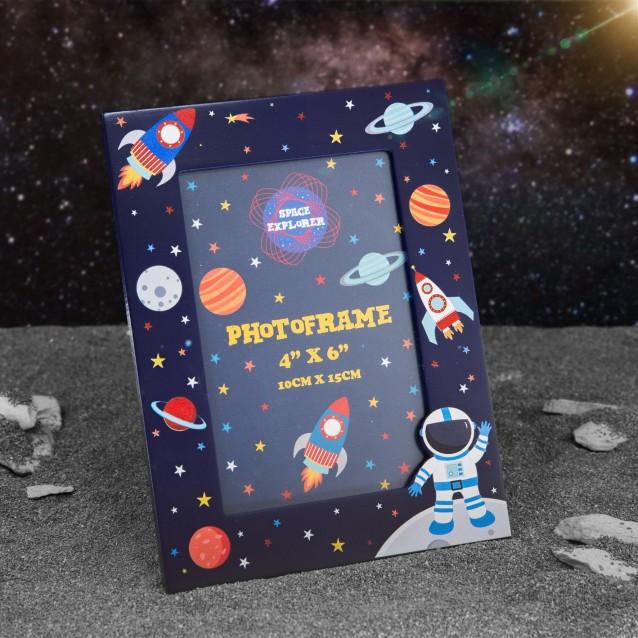 Κορνίζα Space Explorer 10Χ15cm