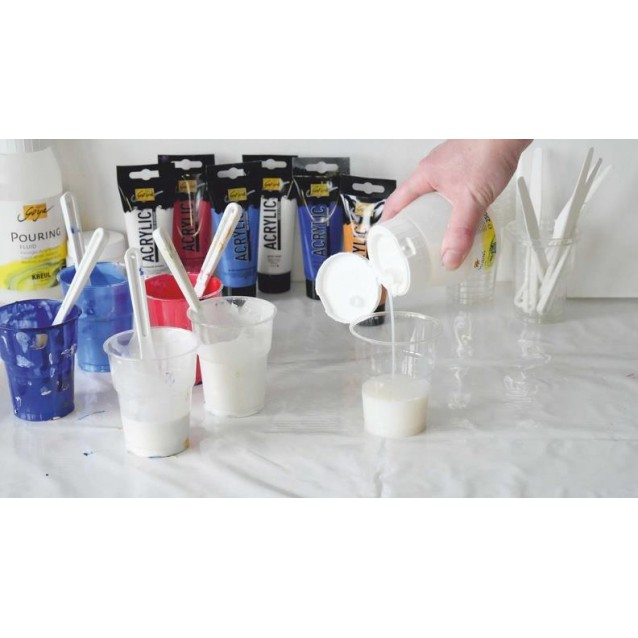 Kreul 750ml Solo Goya Pouring Fluid