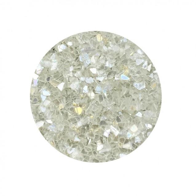 Stamperia 40gr Glamour Sparkles Sparkling White