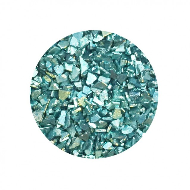 Stamperia 40gr Glamour Sparkles Powder Blue