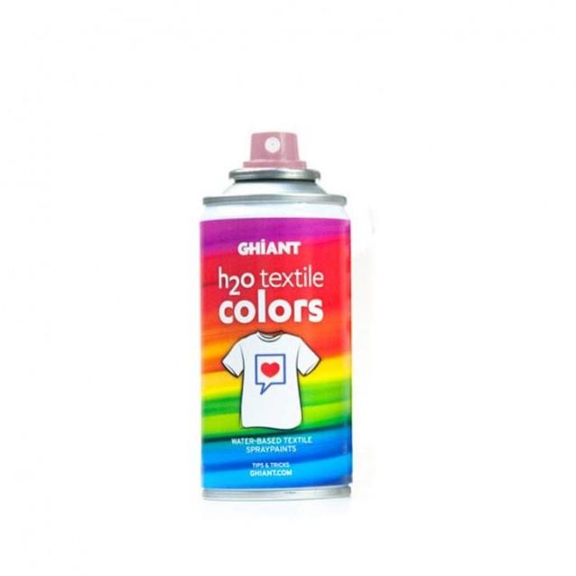 Ghiant 150 ml Χρώμα Υφάσματος Σε Σπρέι 34116 Signal Pink