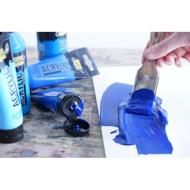 Solo Goya 100ml Acrylic Light Blue