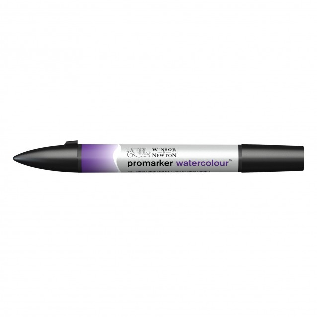 Winsor & Newton Μαρκαδόρος Promarker Watercolour 231 Dioxazine Violet