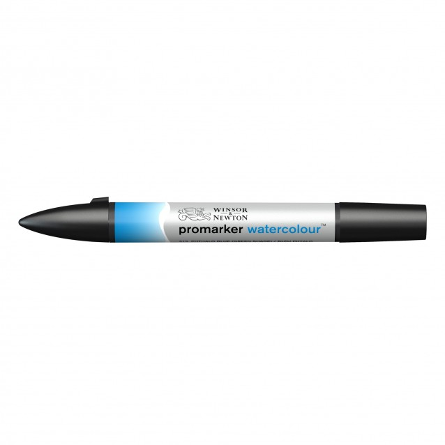 Winsor & Newton Μαρκαδόρος Promarker Watercolour 515 Phthalo Blue (Green Shade)