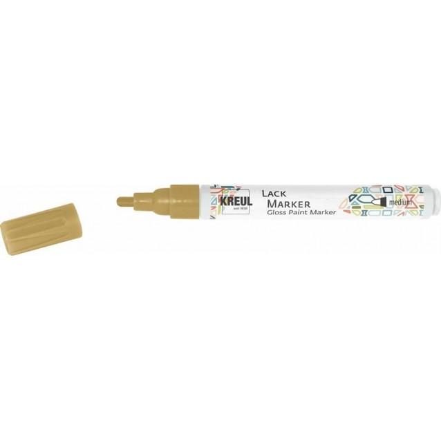Kreul Paint Marker Medium Gold