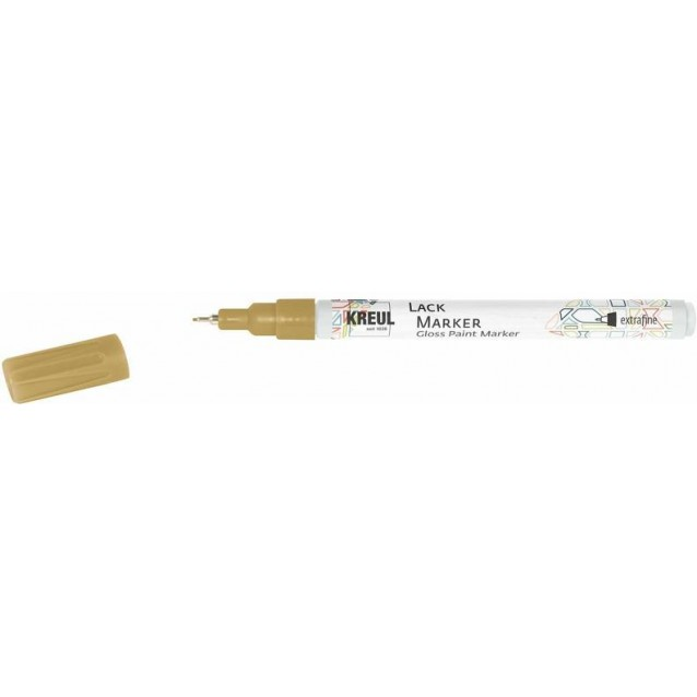 Kreul Paint Marker Extra Fine Gold 0.8 mm