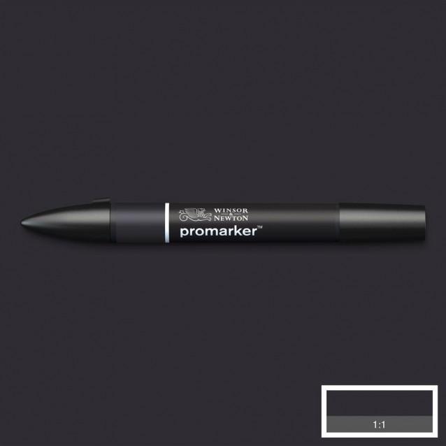 Winsor & Newton Μαρκαδόρος Promarker XB Black