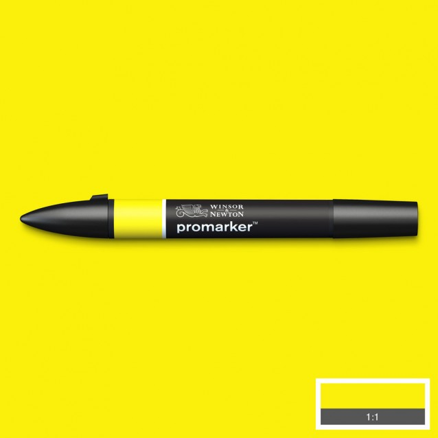 Winsor & Newton Μαρκαδόρος Promarker Y657 Yellow