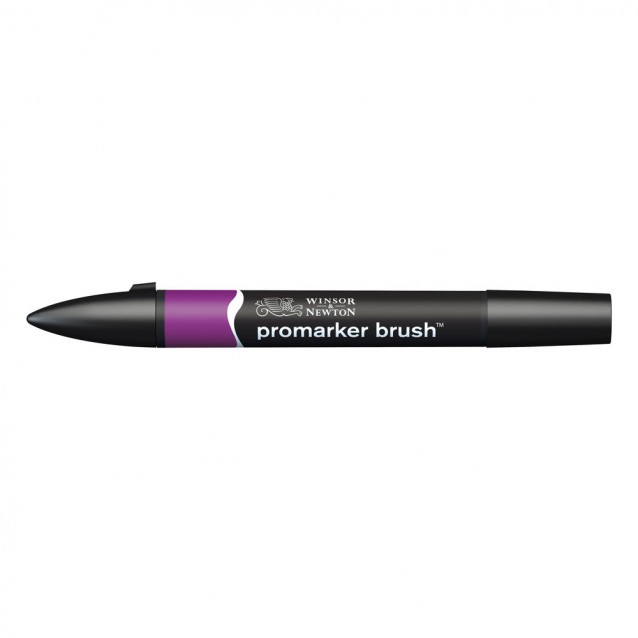 Winsor & Newton Μαρκαδόρος Promarker Brush V735 Plum