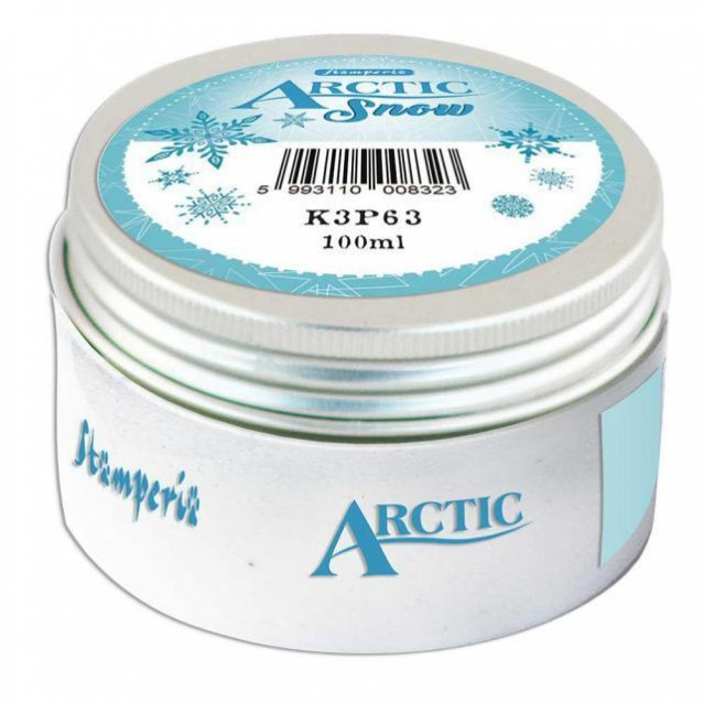 Stamperia 100ml Arctic Snow