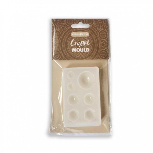 Stamperia Καλούπι Σιλικόνης 6x2cm Pearls