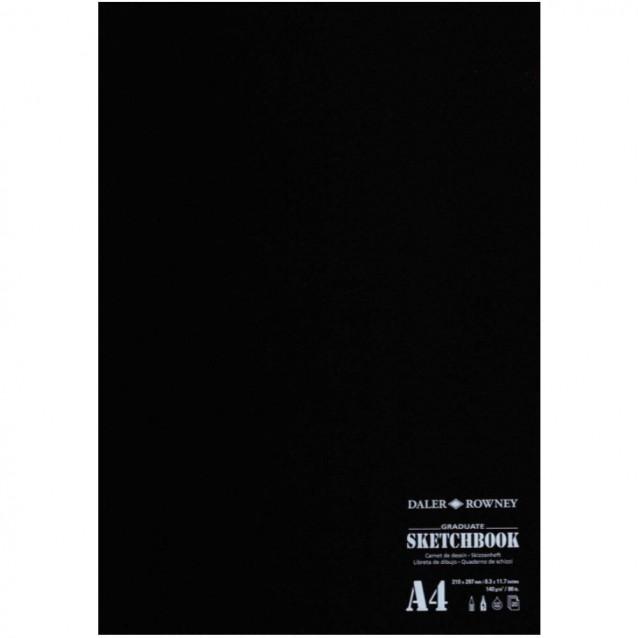 Daler Rowney Sketchbook Graduate 20Φ Α4 140 gsm