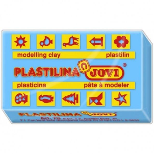 Jovi 15gr Πλαστελίνη 12 Γαλάζιο