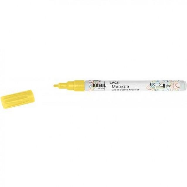Kreul Paint Marker Fine Yellow