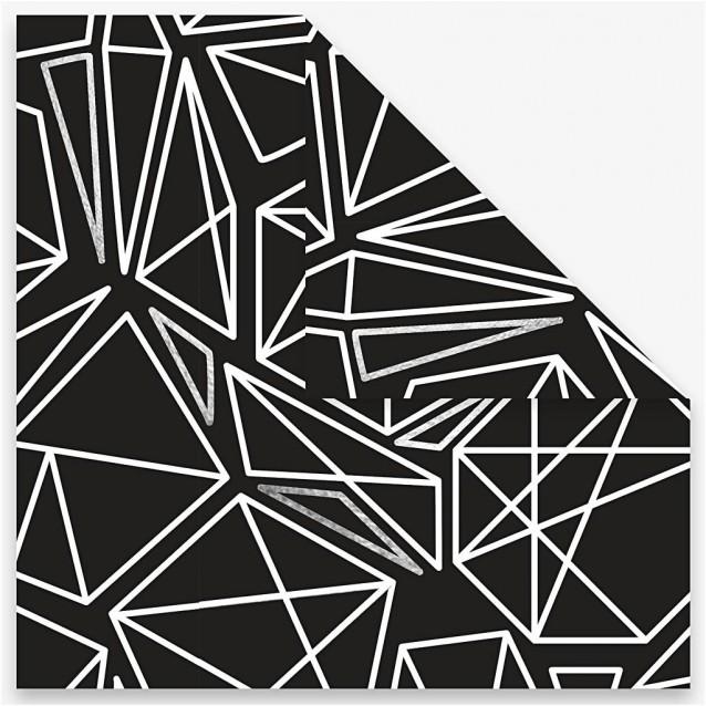 40 Χαρτιά Origami 15x15 cm, 80gr Cactus BW