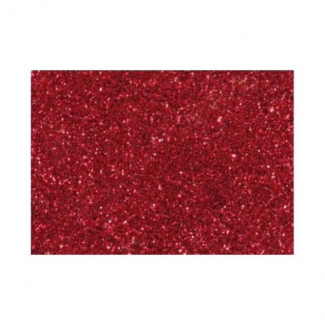 Knorr Prandell 50ml Κόλλα Glitter Κόκκινο