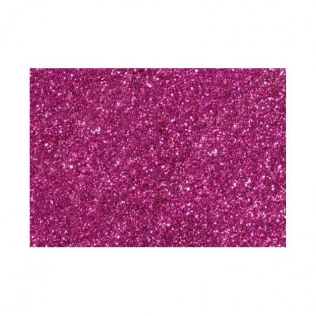Knorr Prandell 50ml Κόλλα Glitter Ροζ