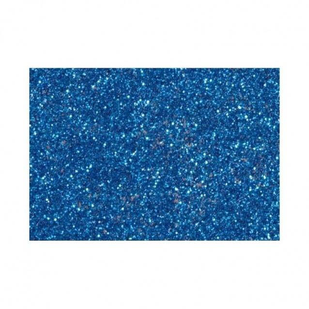 Knorr Prandell 50ml Κόλλα Glitter Μπλέ