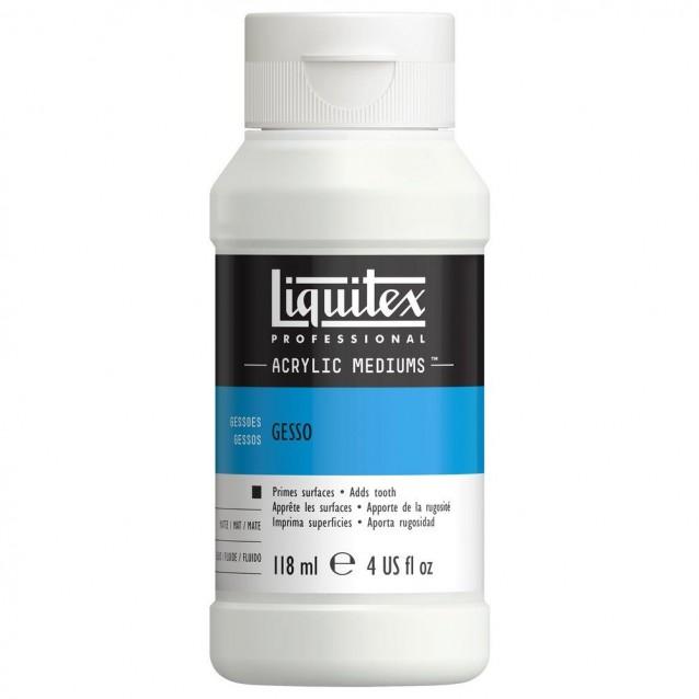 Liquitex Professional 118ml Έτοιμη Προετοιμασία Gesso
