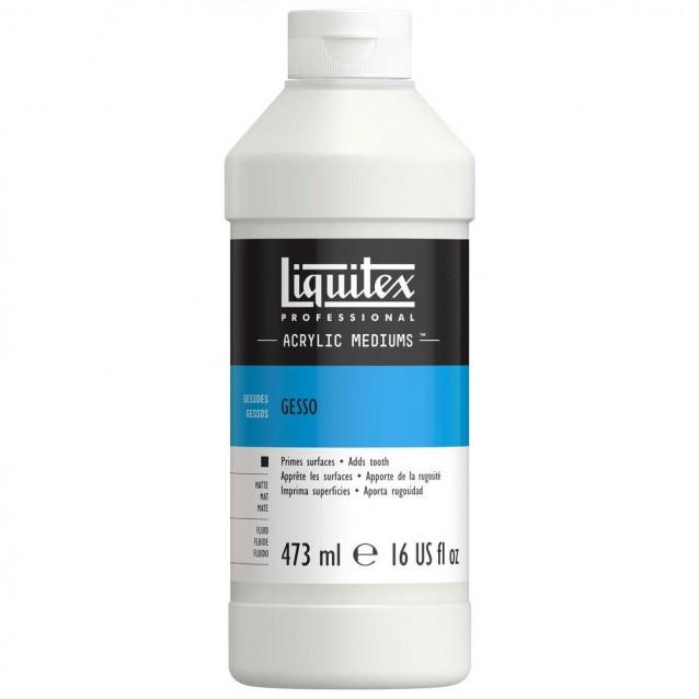 Liquitex Professional 473ml Έτοιμη Προετοιμασία Gesso
