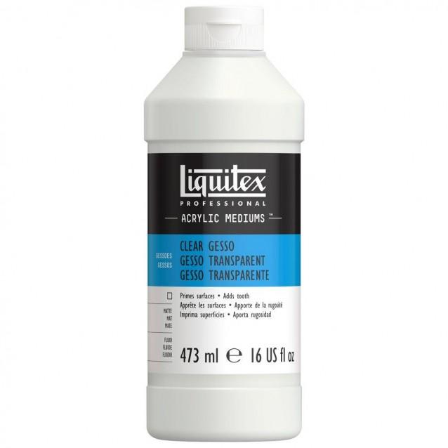 Liquitex Professional 473ml Διάφανο Gesso