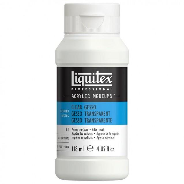 Liquitex Professional 118ml Διάφανο Gesso