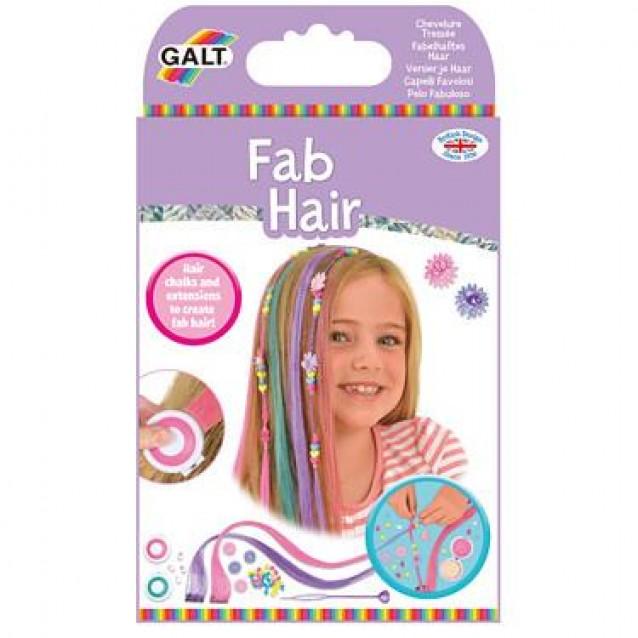 Galt Φτιάξτε & Φορέστε Τρέσες Μαλλιών