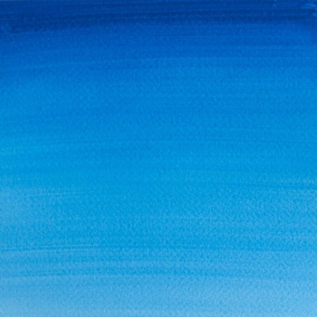 Winsor & Newton Half Pan Cotman 654 Turquoise