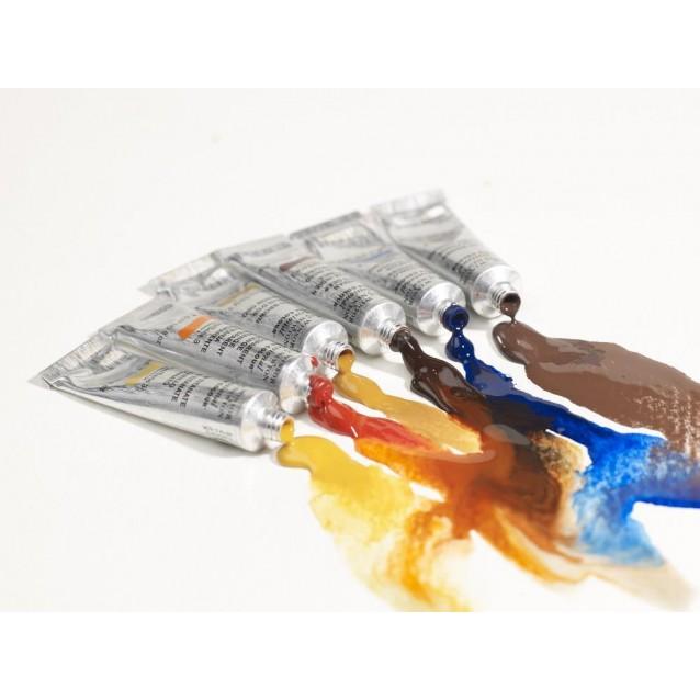 Winsor & Newton 5ml Professional Ακουαρέλα 076 Burnt Umber Series 1