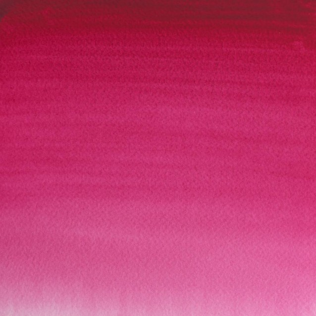 Winsor & Newton Half Pan Professional Ακουαρέλα 545 Quinacridone Magenta S3