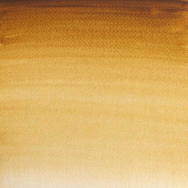 Winsor & Newton Half Pan Professional Ακουαρέλα 554 Raw Umber S1
