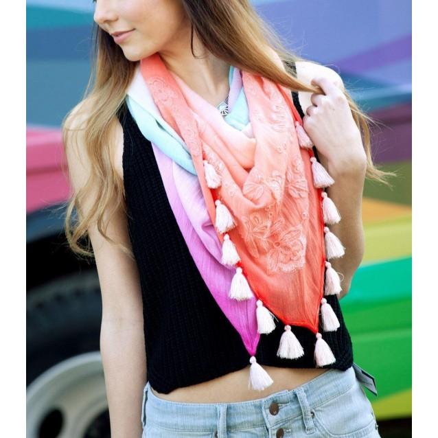 Tulip Πλήρες Σετ Tie Dye με 5 χρώματα Tropical Luau