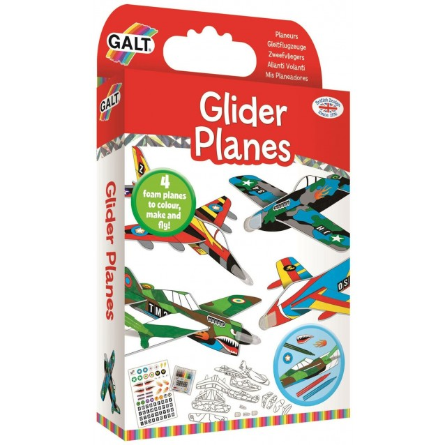 Galt Φτιάξτε Αεροπλάνα από Αφρολέξ