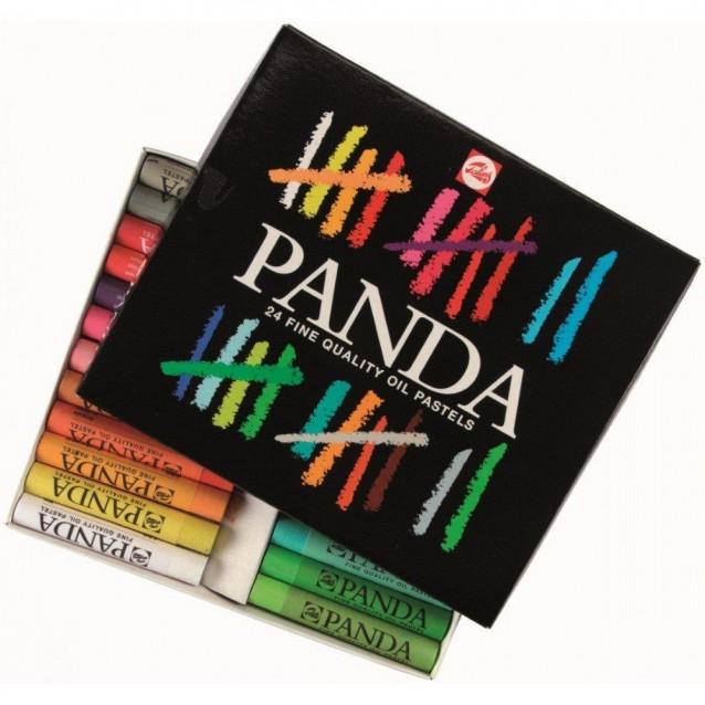 Talens 24 Λαδοπαστέλ Panda