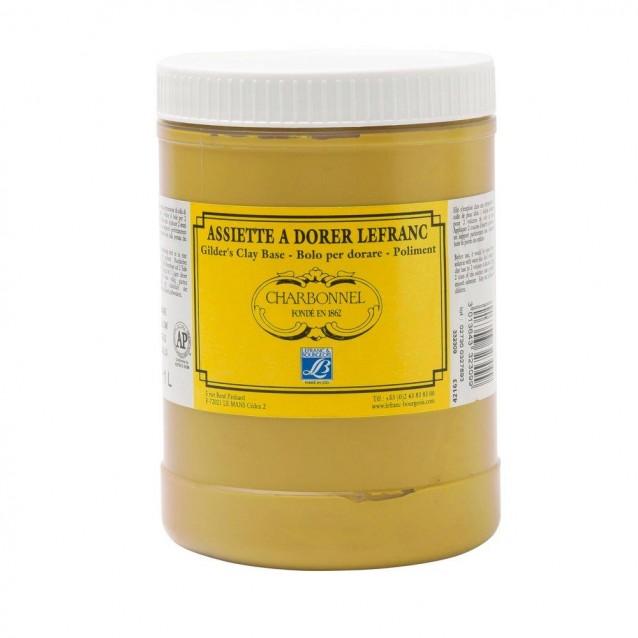 Charbonnel 1 lt Βάση Χρυσώματος (Ambol) Κίτρινη