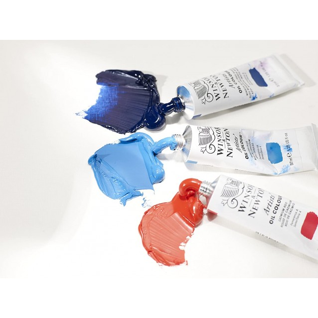 Winsor & Newton 37ml Artists Oil Series 4 Quinacridone Red