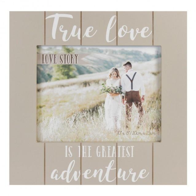 Κορνίζα 20x25cm True Love