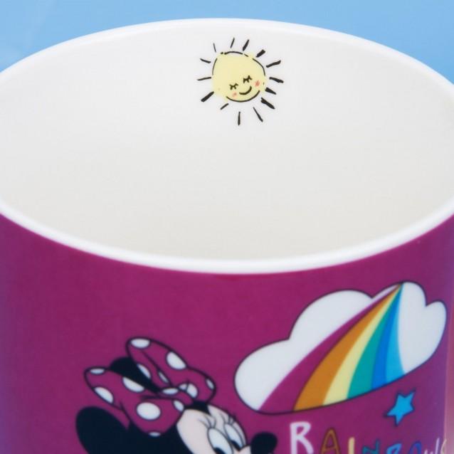 Disney Κούπα Minnie Mouse Rainbows Make Me Happy