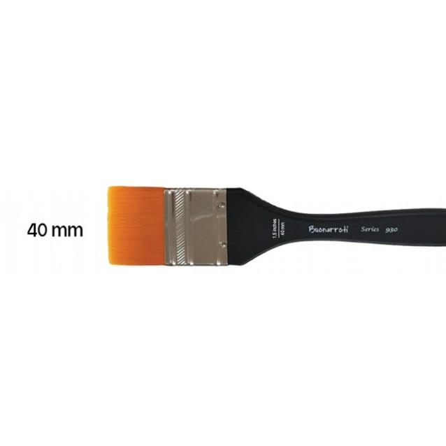 Buonarroti Συνθετικό Σπατουάρ 40mm