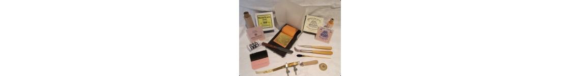 Εργαλεία Αγιογραφίας