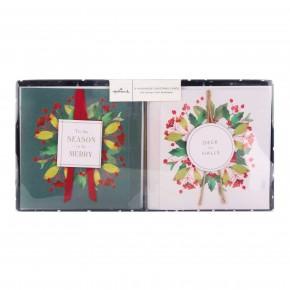 Ευχετήριες Κάρτες σε Κουτί