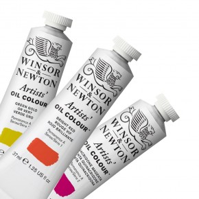 Winsor Newton Artists Oil Colours